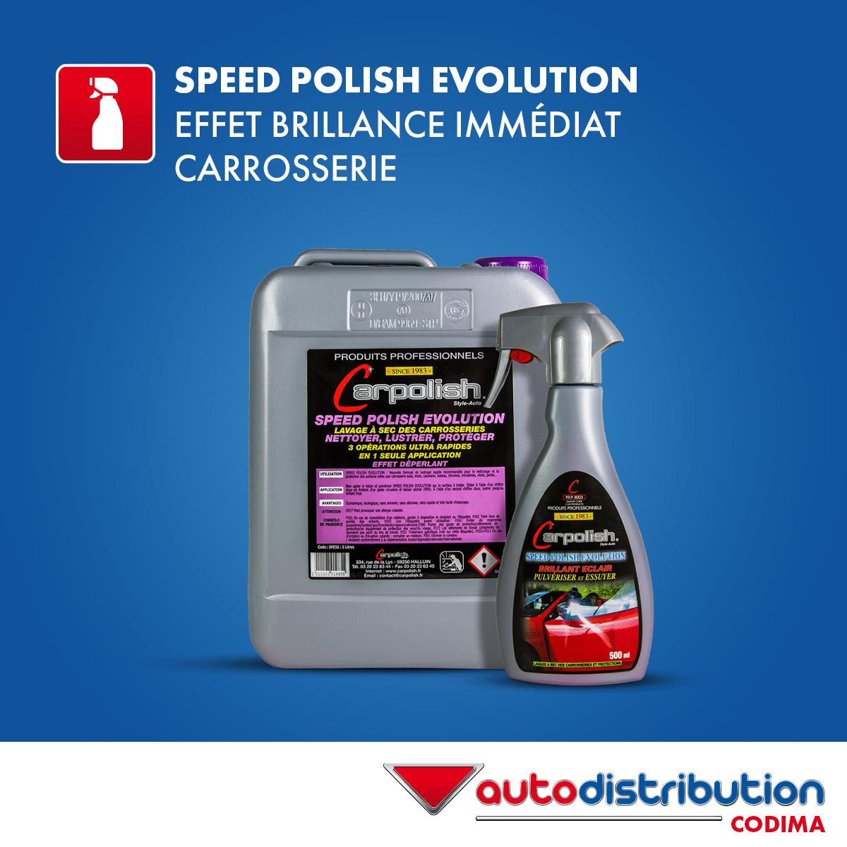 Carpolish Speed Polish Evolution